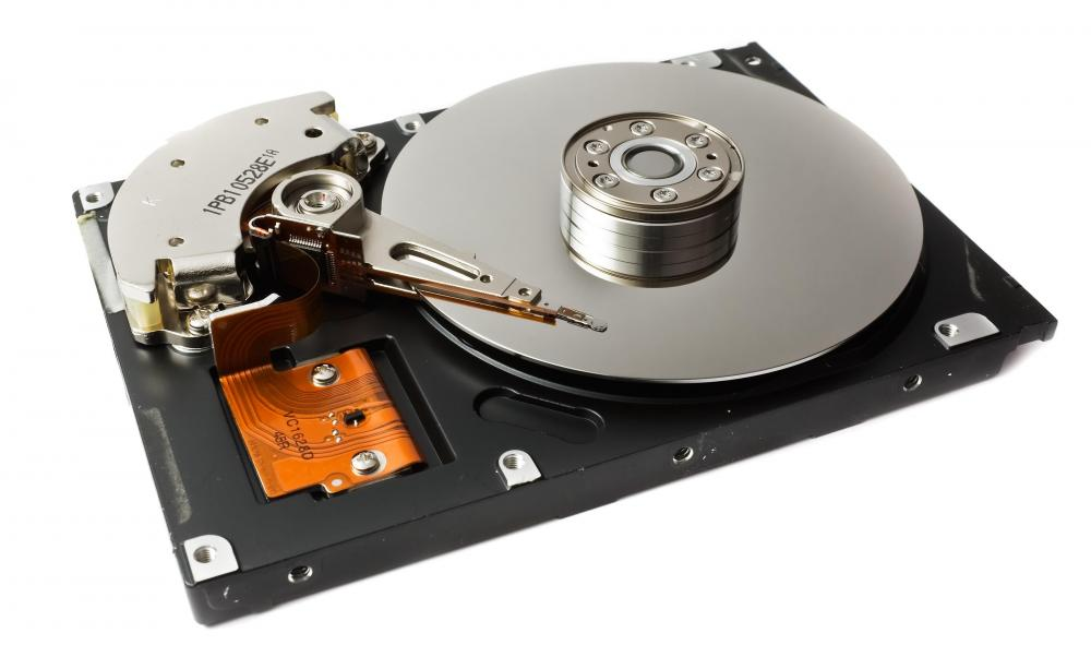 Recover files off hard drive crashed